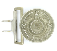 Early SS Officers Belt Buckle by 35/36