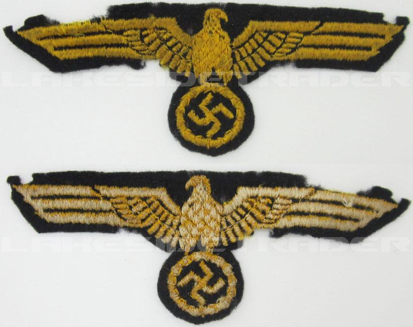 Navy Breast Eagle