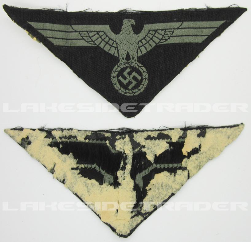Panzer EM/NCO M44 Breast Eagle
