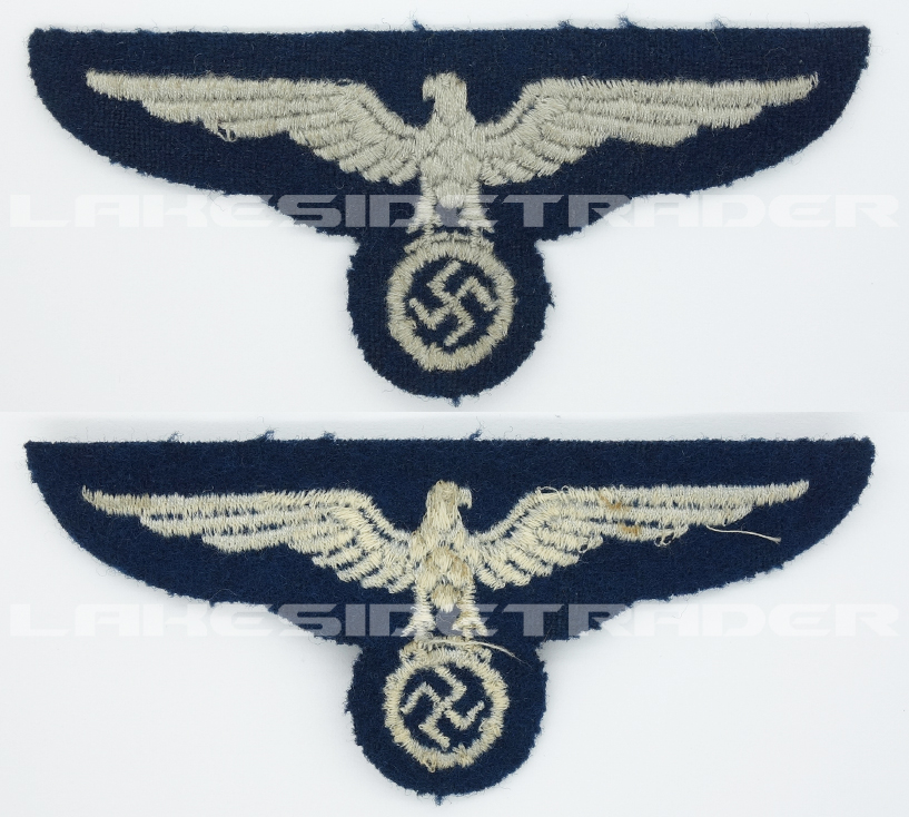 Railway Protection Police EM/NCO Sleeve Eagle