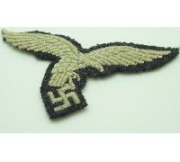 Early Luftwaffe EM/NCO Breast Eagle