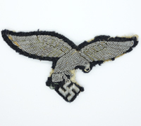 1st Pattern - Luftwaffe Officers Breast Eagle