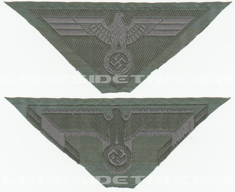 Army M44 EM/NCO Breast Eagle