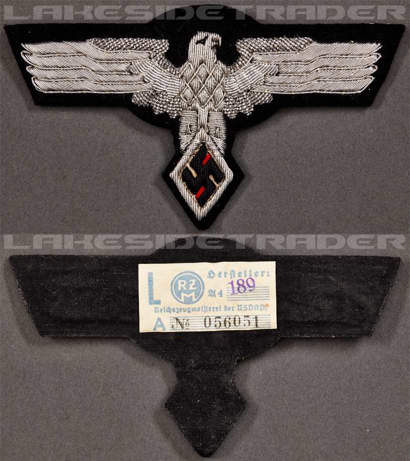 Tagged - NSDStB Leader Sleeve Eagle