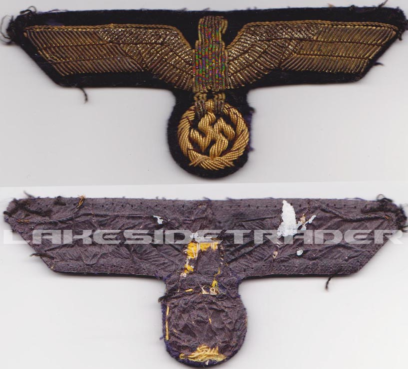 Navy Officers Beast Eagle