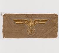 Tropical Navy EM/NCO Breast Eagle