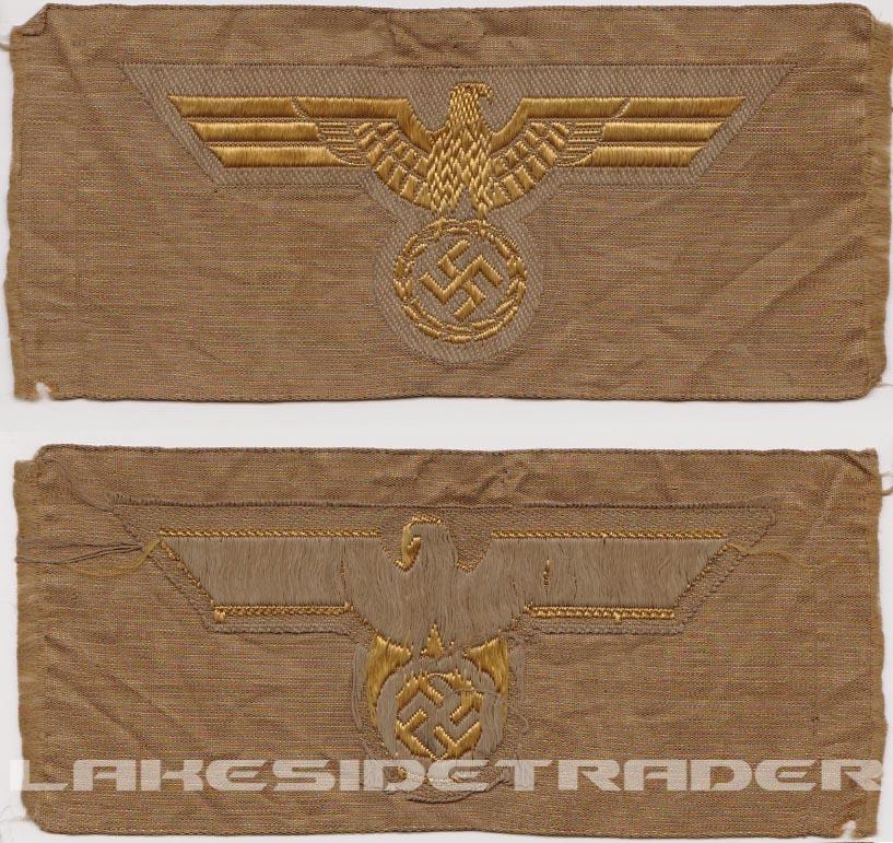 Tropical Navy EM/NCO Breast Eagle