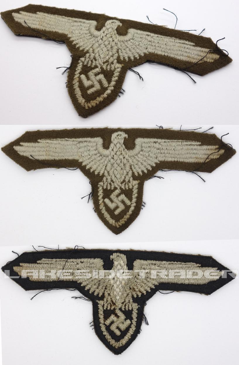 Croation/ Slovak Breast Eagle