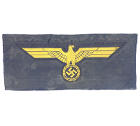 Navy Breast Eagle