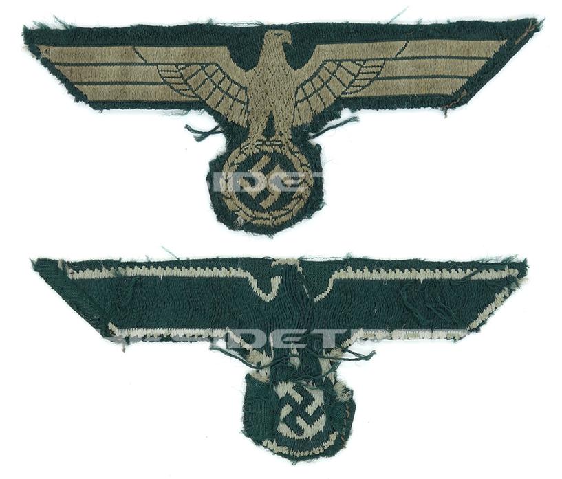 Army EM/NCO M39 Breast Eagle