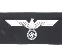 Panzer EM/NCO's  Breast Eagle