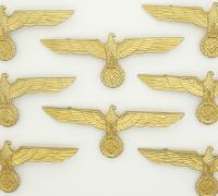 Navy Officers Breast Eagle by J.C. Maedicke