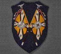 Luftwaffe Flying Units Flag Bearer's Sleeve Shield