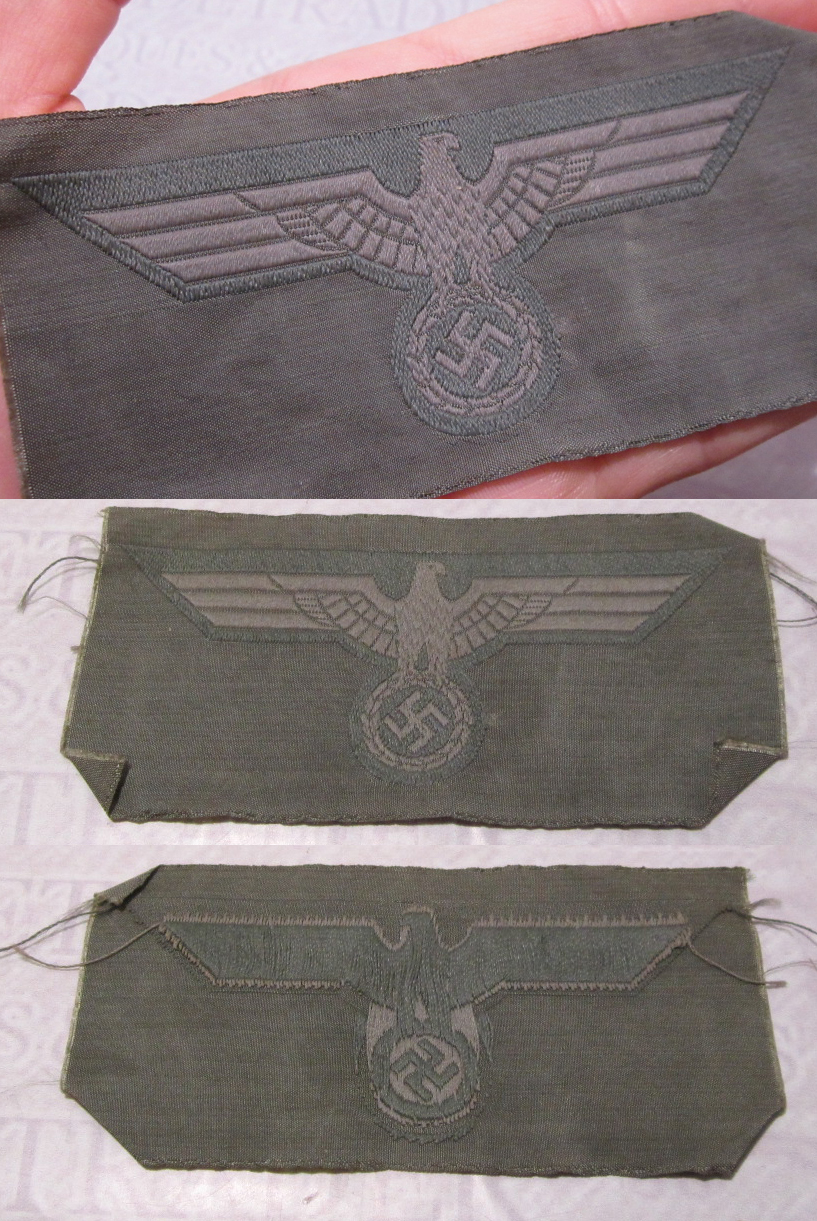 Army EM/NCO M44 Breast Eagle
