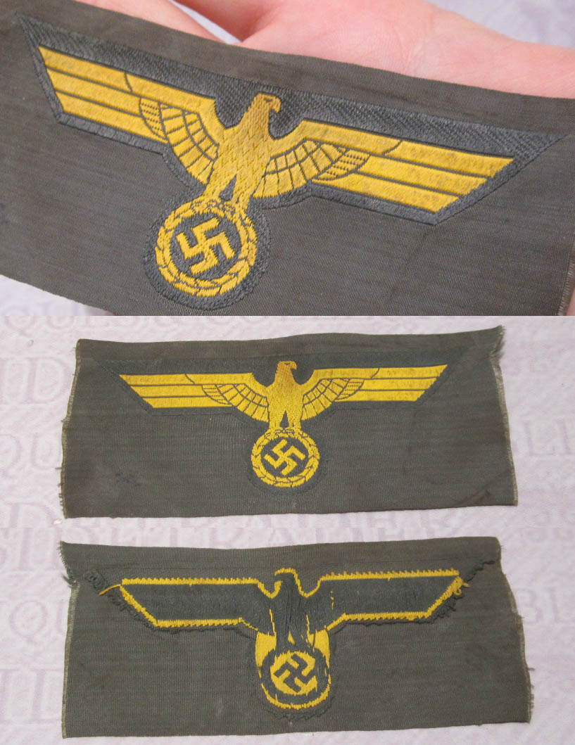Costal Artillery EM/NCO Breast Eagle