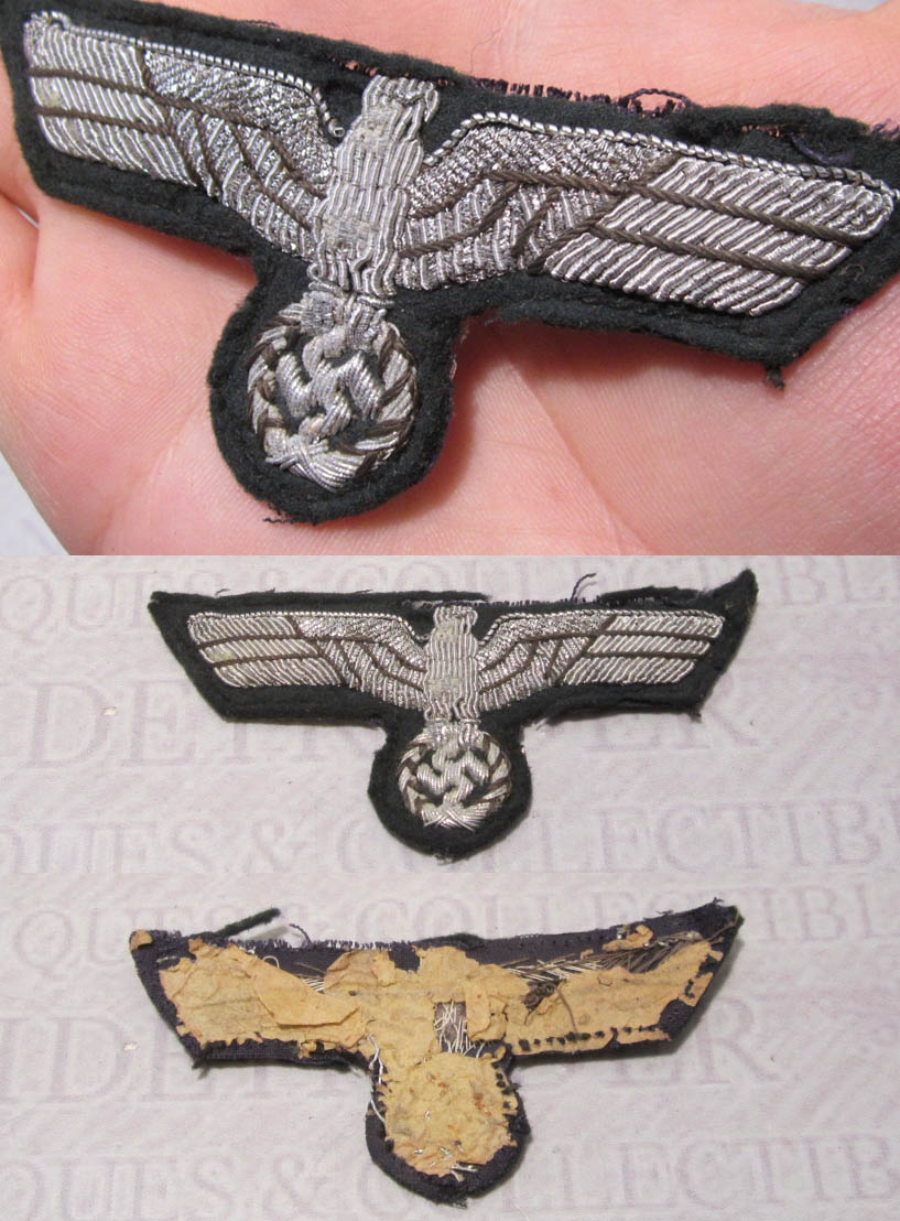 Army Officer Breast Eagle