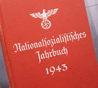 NSDAP Members Yearbook 1943