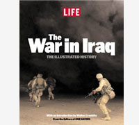 The War in Iraq: The Illustrated History Book