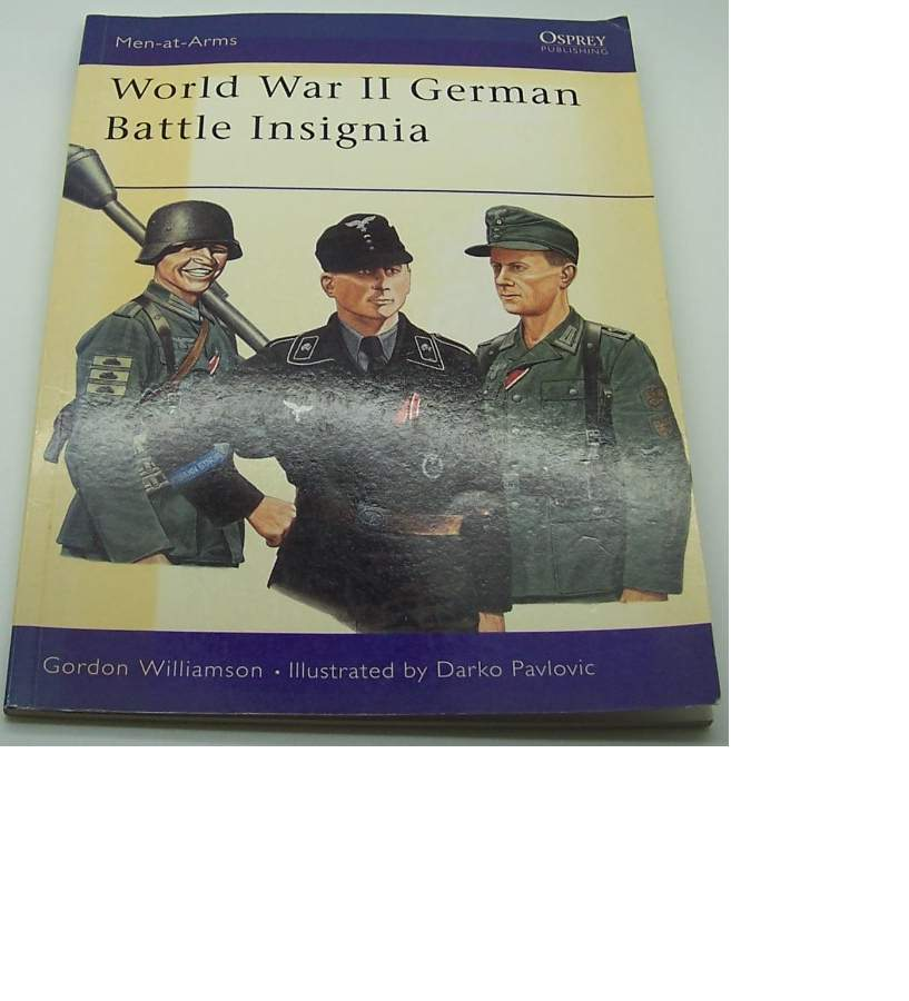 WW II German Battle Insignia