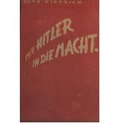 With Hitler in the March by Otto Dietrich