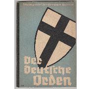 Der Deutsche Orden schulungsbrief des oberbaues westfalen