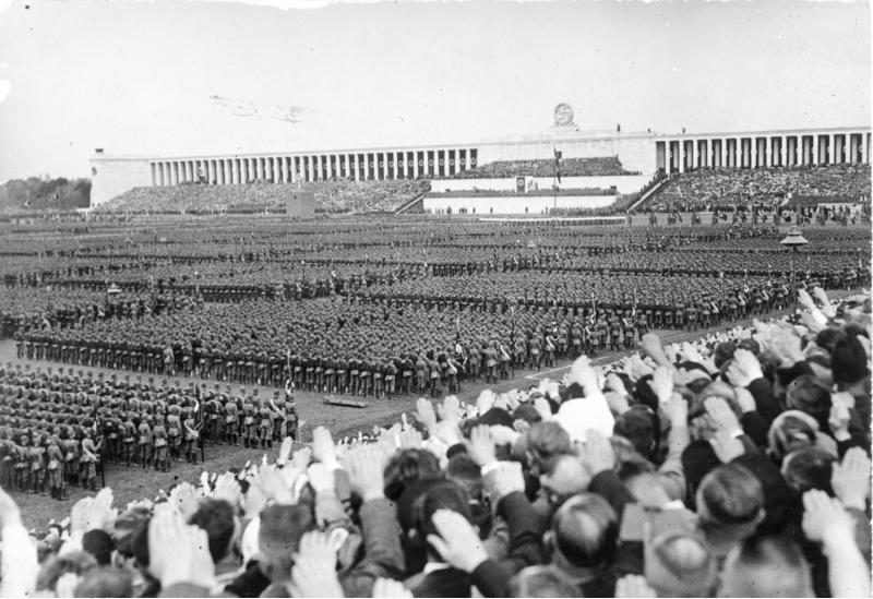 Reden des Fuhrers am Parteitag der Arbeit 1937