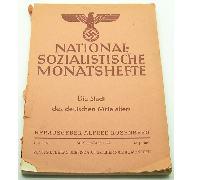 National-Sozialistische Monatshefte