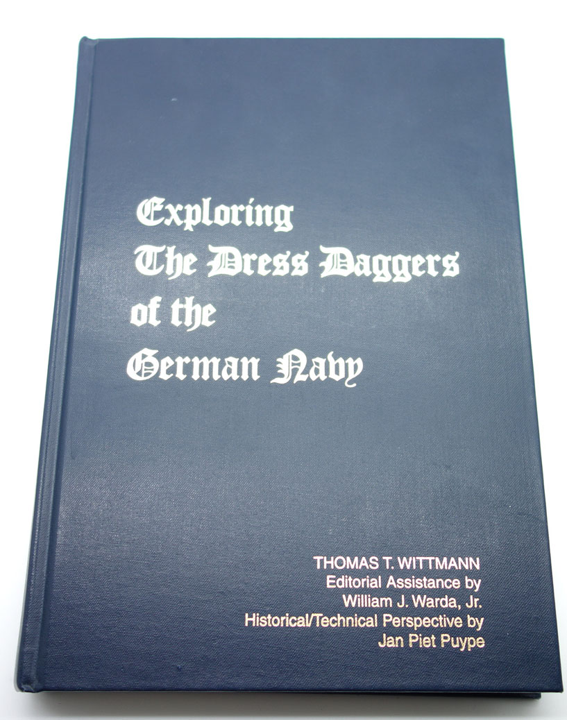 Exploring the Dress daggers of the German Navy