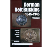 German Belt Buckles 1845-1945