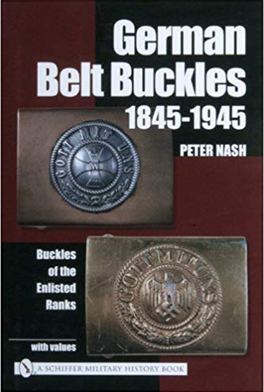 German Belt Buckles 1845-1945