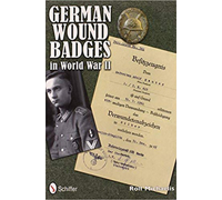 German Wound Badges in Word War II
