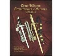 Edged Weapon Accouterments of Germany 1800-1945