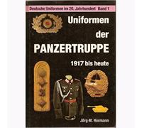 Uniformen der Panzertruppe 1917 Bis Heute