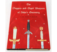 The Daggers and Edged Weapons of Hitler's Germany