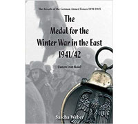 The Medal for the Winter War in the East 1941/42 - $55