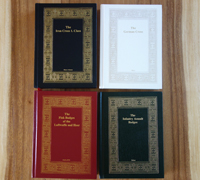 Signed - Limited Leather Collector's Edition Reference Books