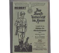 Der Dienstunterricht im Heere - Reibert