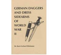 German daggers and dress sidearms of World War II