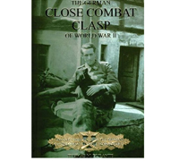 The German Close Combat Clasp of World War II