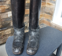 Officer's Riding Boots