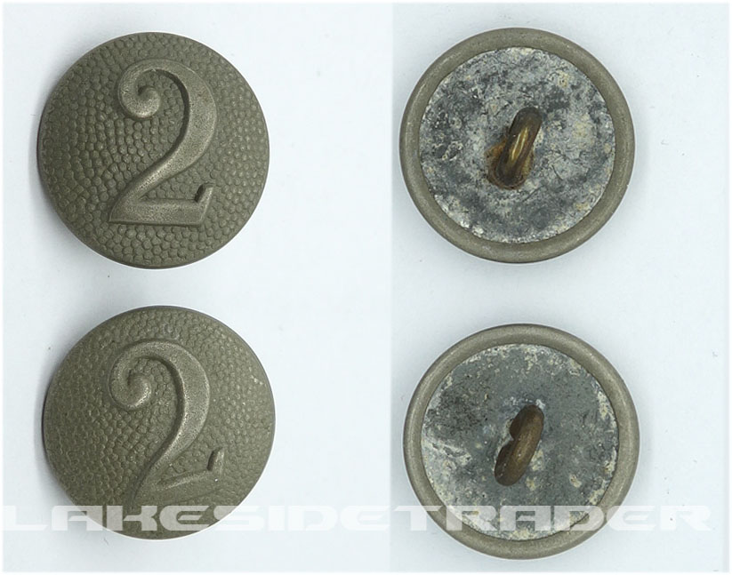 HJ Shoulder Strap Buttons