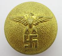 NSDAP Political Uniform Button by Assmann