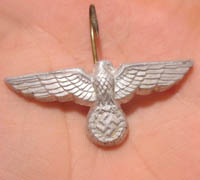Army Cap Eagle/Collar Tab Pin / Stickpin