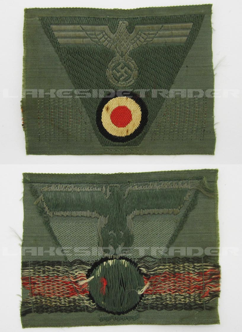Army M43 Eagle/Cockade Cap Insignia