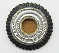 Early Visor Cap Cockade