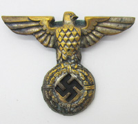 Early 1927 Pattern Political Cap Eagle