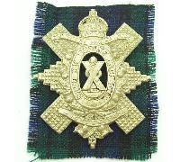 Prince Edward Island Highlanders Cap Badge