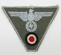 Army M44 Eagle/Cockade Cap Insignia