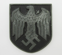 Pith Helmet Eagle Shield