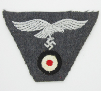 Luftwaffe EM/NCO M43 Cap Eagle and Cockade